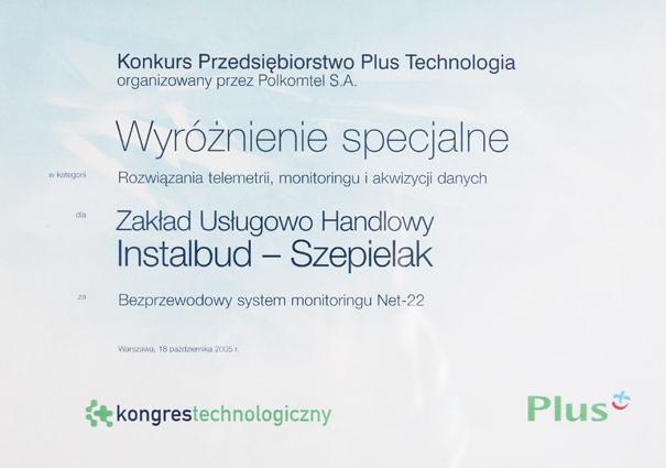 Konkurs Przedsiębiorstwo Plus Technologia