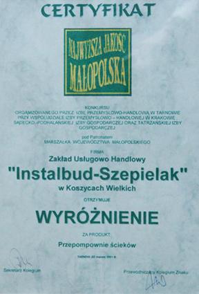Najwyższa Jakość Małopolski